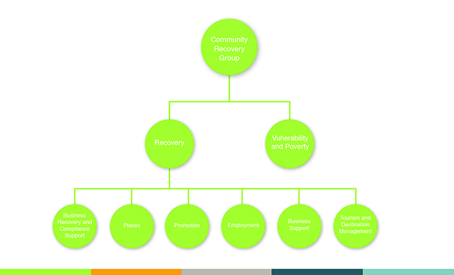 Flintshire County Council's Community Recovery Structure