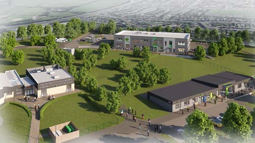 Queensferry Campus Development